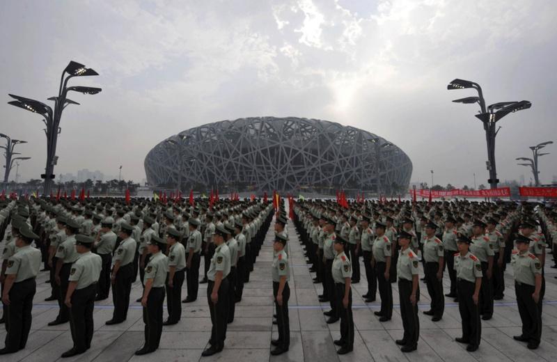 Олимпиада 2008, Пекин