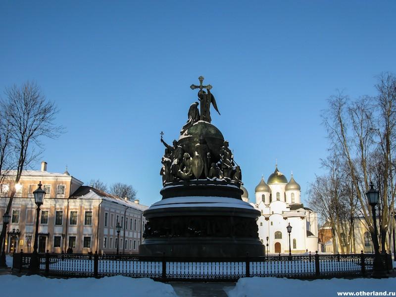 Памятник Тысячелетию